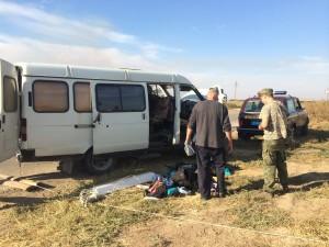 По факту ограбления лица задержанного участниками «блокады» Крыма начато уголовное производство