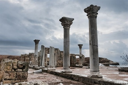 Положение заповедника «Хесонес Таврический» согласно стандартам ЮНЕСКО
