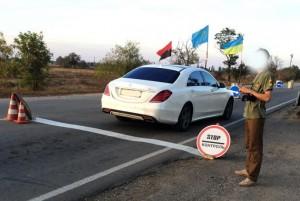 Бойцы «Правого сектора» нарушают права человека на границе с Крымом — правозащитники