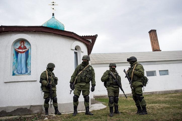 Кримська правозахисна група: у Криму провели обшук в будинку священика УПЦ КП