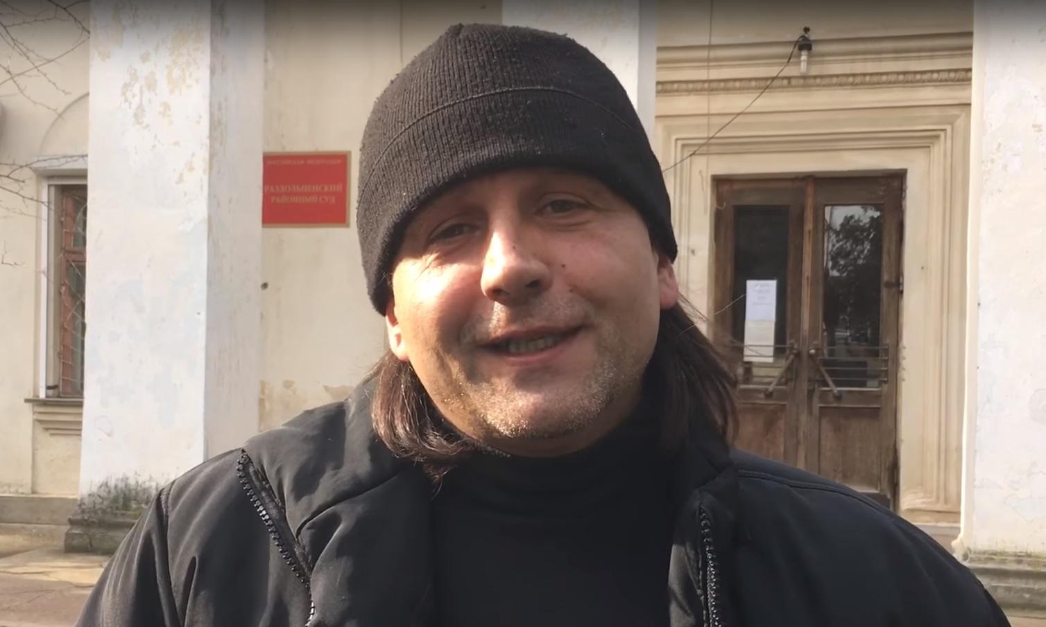 Украинский активист Владимир Балух подвергается в СИЗО давлению и требует встречи с украинским обмудсменом