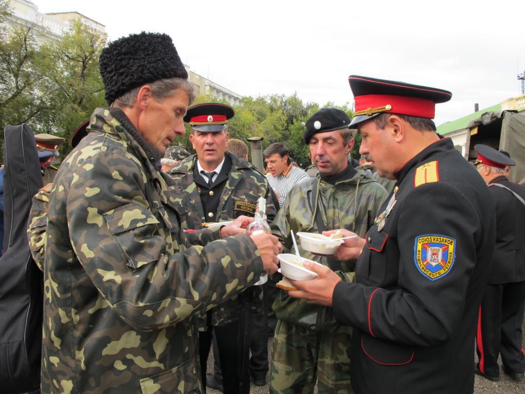 Казачьи формирования в Феодосии усилили ряды полиции