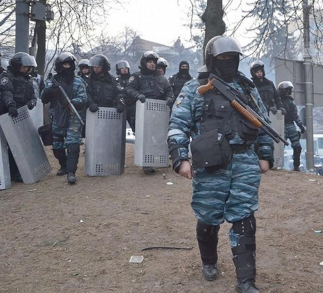 Рассмотрение российским судом событий на Майдане нарушает принципы уголовного права