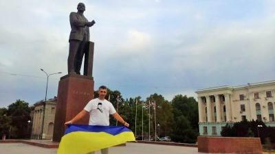 Проукраинским активистам в Крыму запретили выходить к памятнику Шевченко 9 марта