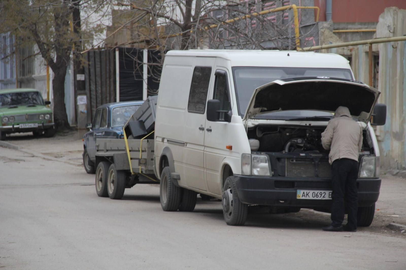 Попасть в Крым с украинскими номерами АРК возможно, — крымчанин