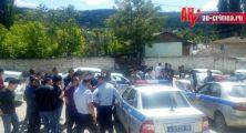 В Крыму оштрафовали участников автопробега