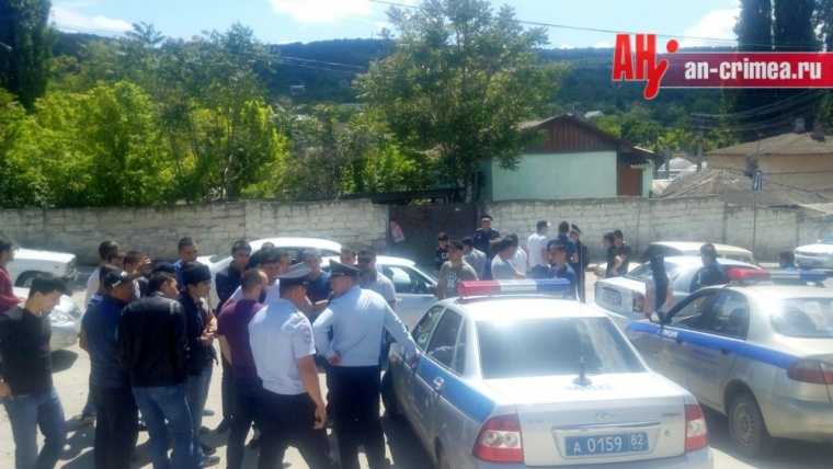 Крымских татар в Кировском районе полуострова судили за автопробег памяти жертв депортации