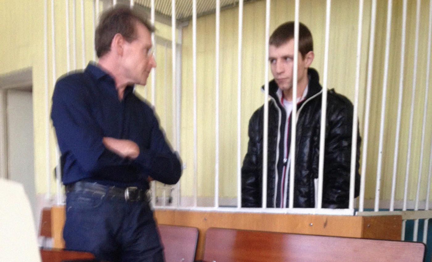 В деле украинца Андрея Коломийца появились новые свидетельства фальсификации доказательств, — КПГ