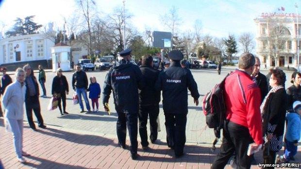 Севастополь, архив сайта Крым.реалии