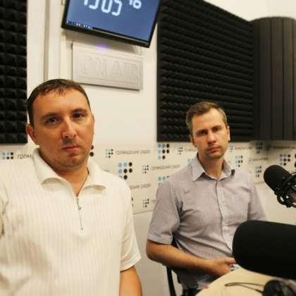 Александр Седов и Игорь Котелянец