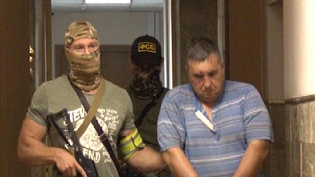 At the body of a Ukrainian citizen Evgeny Panov was found traces of torture, – brother