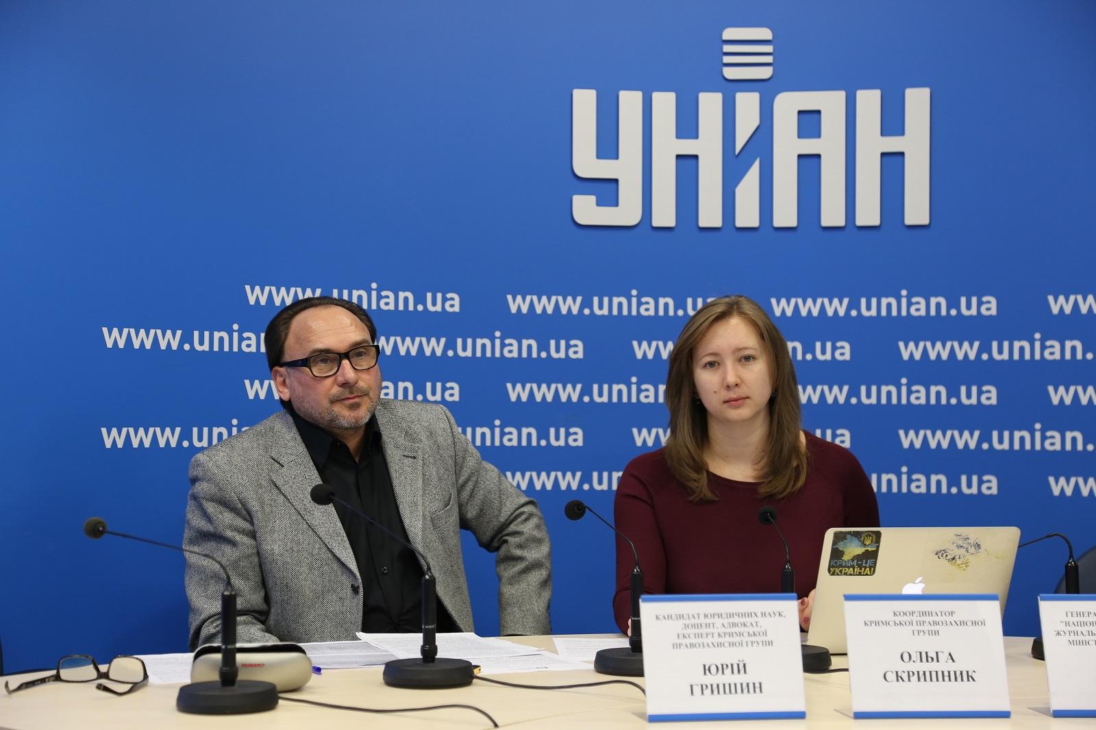 ФСБ у Криму фабрикує справу проти українського активіста Володимира Балуха