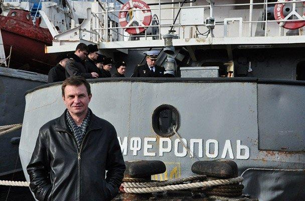 «Верховній суд» Криму залишив українця Володимира Дудку  в СІЗО до 8 вересня