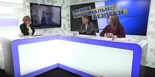 Обговорення проекту Закону «Про заборону колабораціонізму» з участю Ольги Скрипник