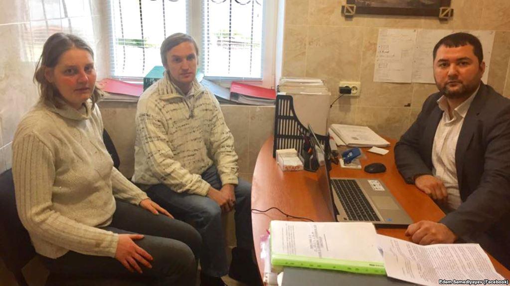 Украинской активистке пришлось срочно покинуть Крым из-за преследования ФСБ