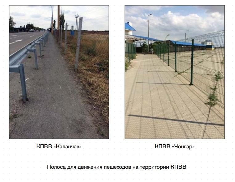 Результаты мониторинга соблюдения прав лиц, пересекающих украинские КПВВ на админгранице с АР Крым