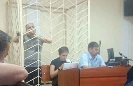 Сестру українського активіста Володимира Балуха видалили в Криму  з зали суду