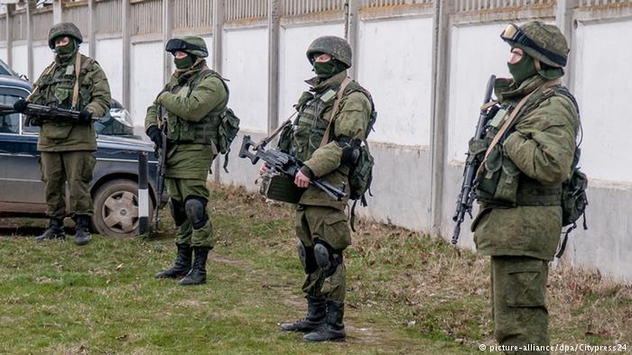 Украинские правозащитники критикуют милитаризацию Крыма