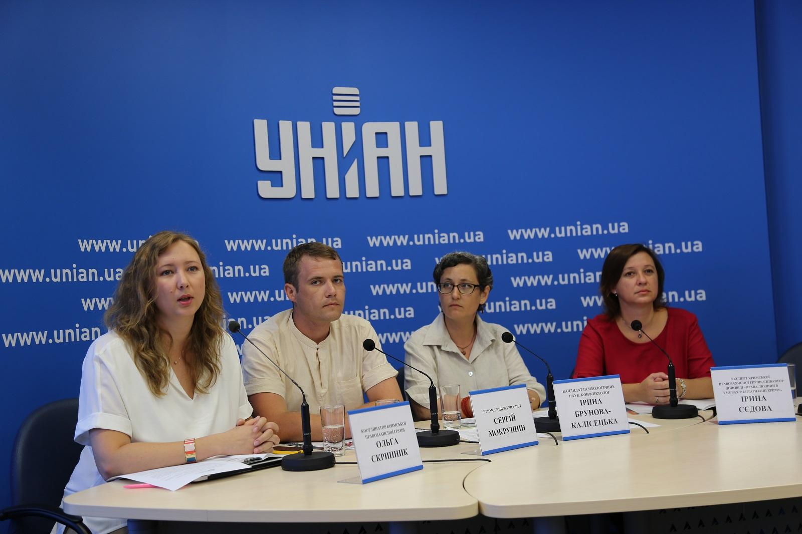 Мілітаризація Криму – серйозна загроза для прав людини
