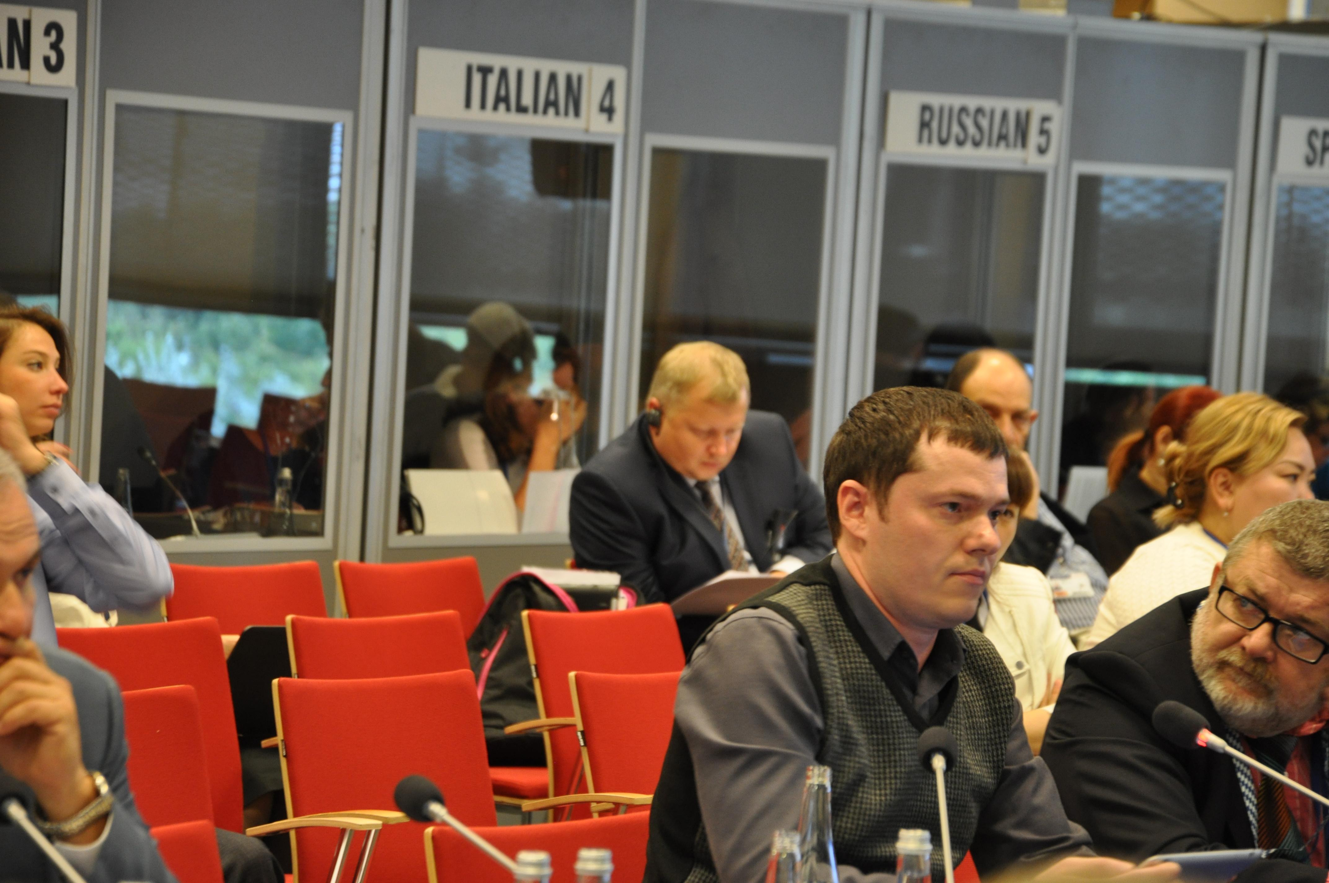 Заседание ОБСЕ: Крымская правозащитная группа требует прекратить применение пыток в Крыму