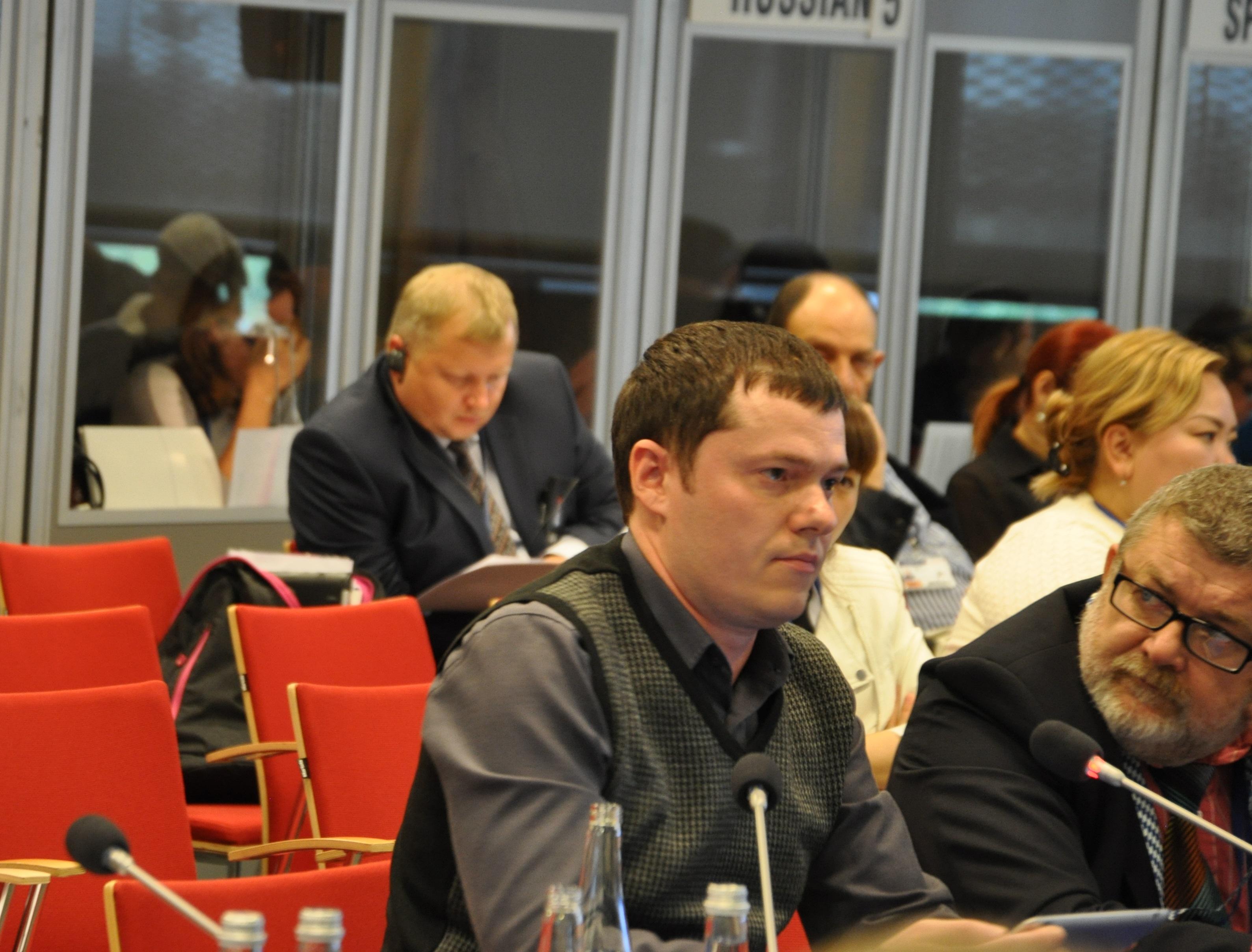 Засідання ОБСЄ: Кримська правозахисна група вимагає припинити застосування тортур в Криму