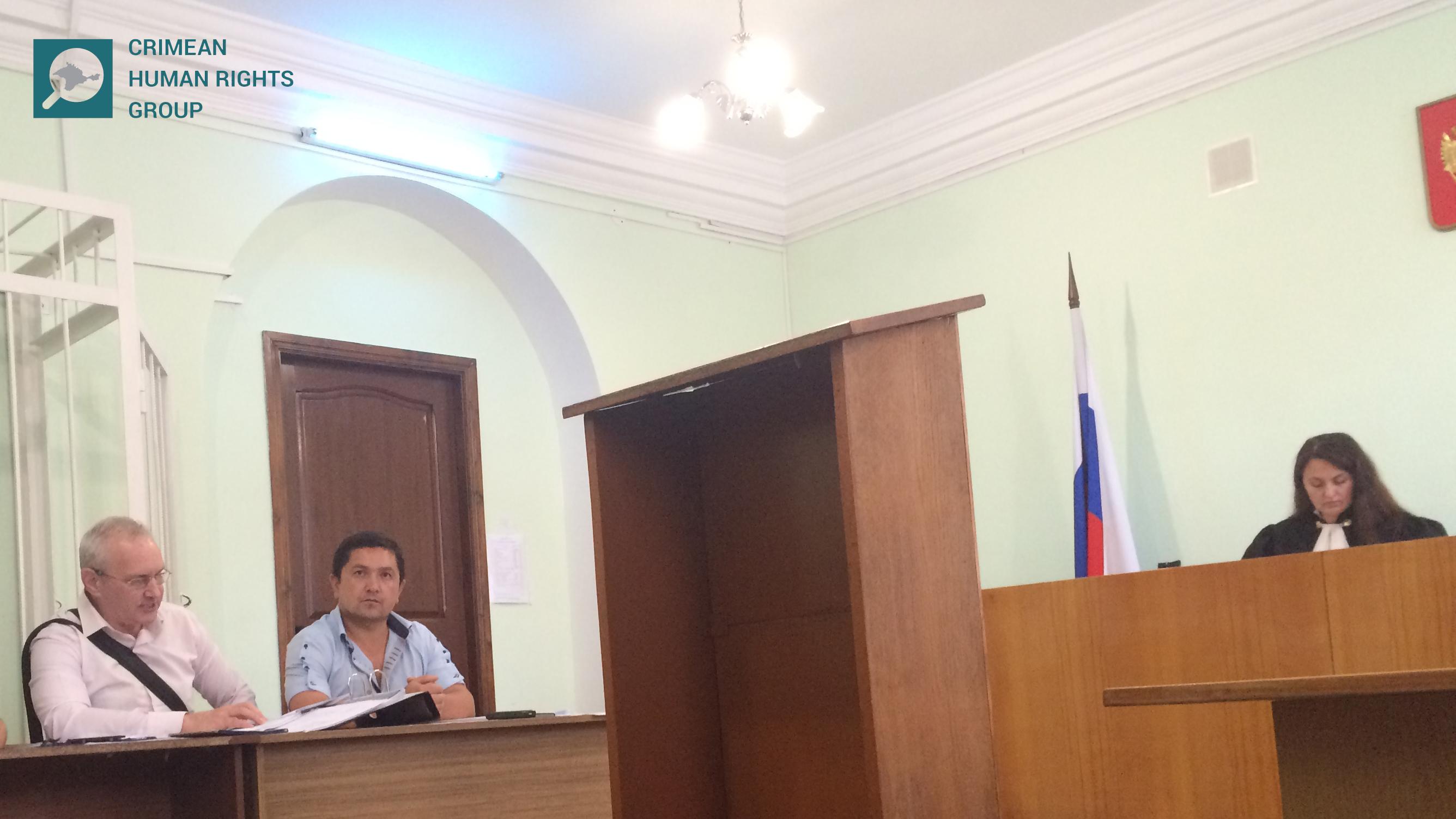 В Севастополе оштрафовали активиста за организацию мирного собрания