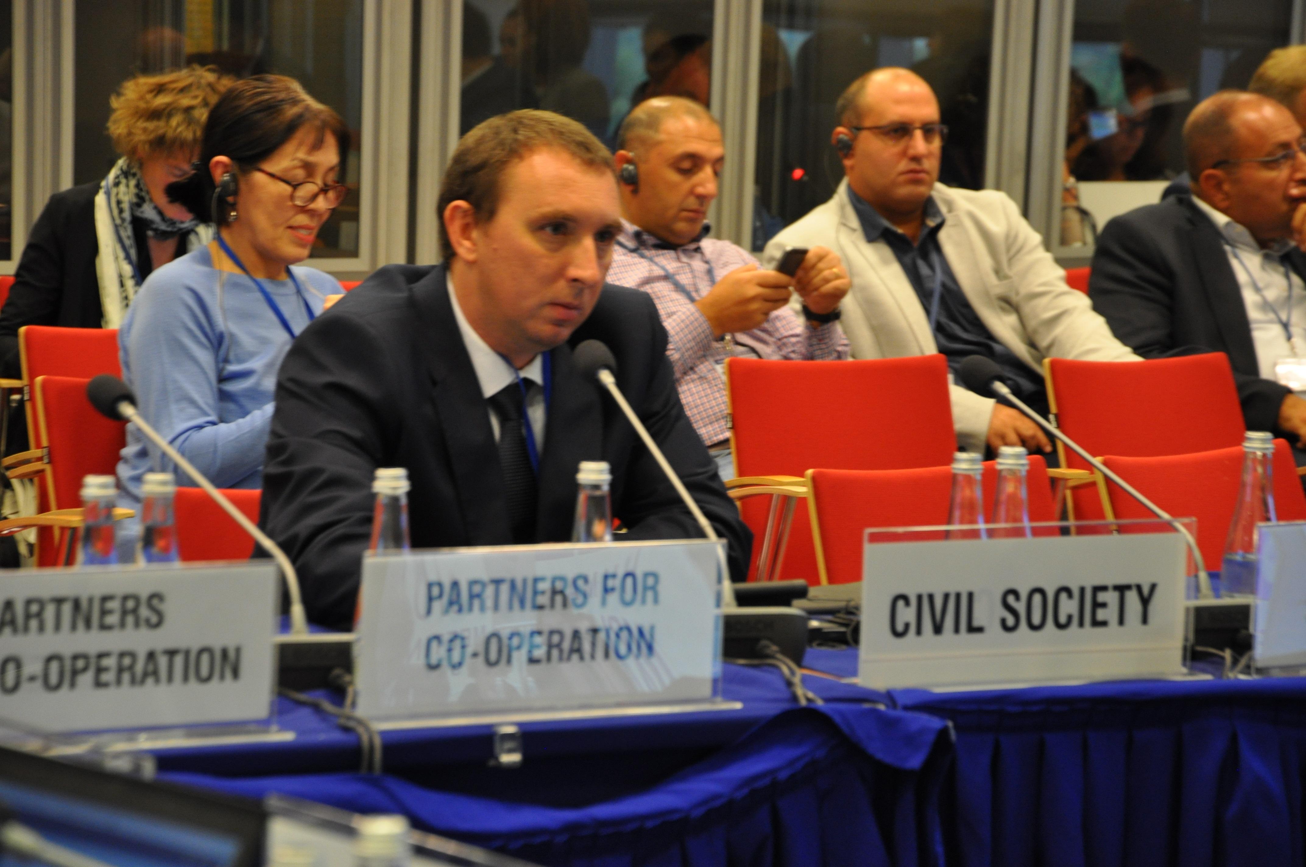 Россия использует судебную систему как инструмент преследования крымчан, — заявление КПГ на заседании ОБСЕ