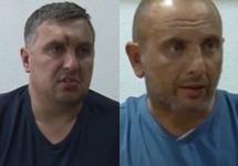 «Украинских диверсантов» Панова и Захтея «суд» оставил в СИЗО Симферополя до 9 декабря