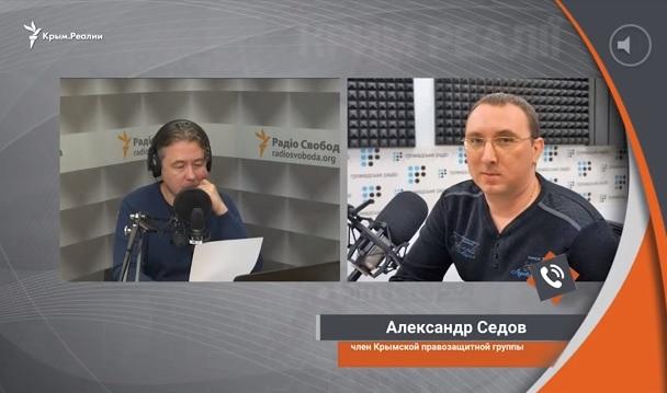 Александр Седов: Даже если крымчанина забрали в армию оккупанта, он не предатель Украины, а жертва России