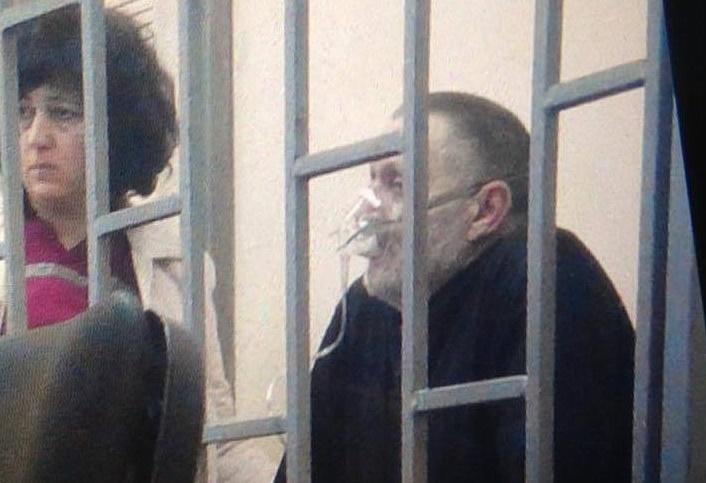 В палату к Бекиру Дегерменджи не пускают родственников и адвоката