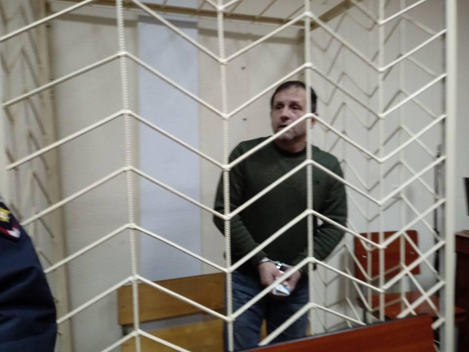 Володимира Балуха засудили в Криму до 3 років і 7 місяців позбавлення волі