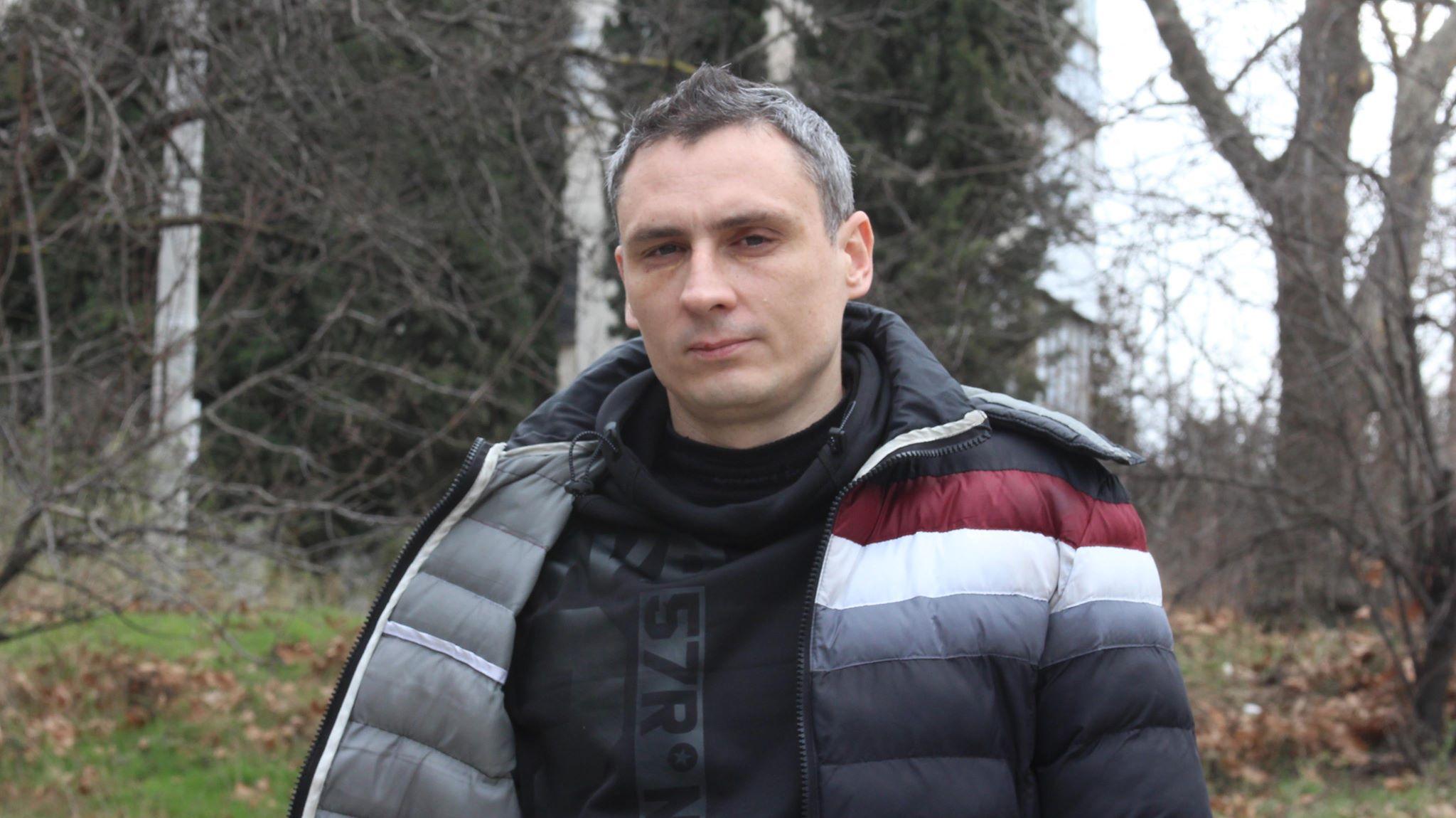 Последствия включения в российский список «экстремистов и террористов» для украинского активиста Мовенко