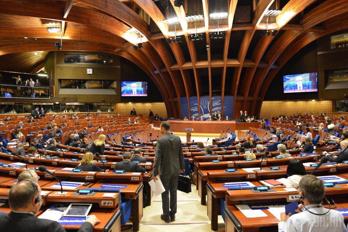 ПАСЕ требует соблюдать права человека в Крыму и освободить политузников