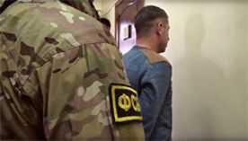 Севастопольцев Дудку и Бессарабова, обвиняемых в Крыму в подготовке диверсий, снова оставили под стражей