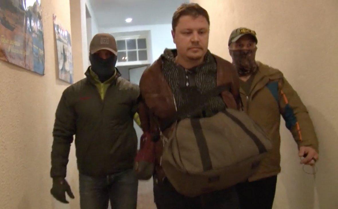 В Крыму прошло судебное заседание по делу «украинского шпиона»