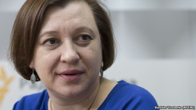 Russia Is Trying To Do Everything To Remove All Ukrainian Entirely From Peninsula – Irina Siedova
