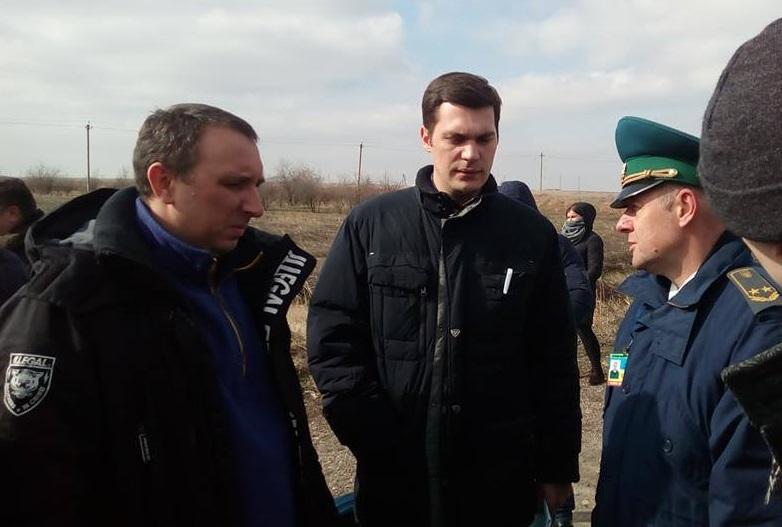 Результаты мониторинга украинских пунктов пропуска Чаплынка и Каланчак