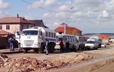В Крыму против активиста «поляны протеста» Фазила Ибраимова возбудили два уголовных дела