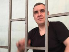 "Zakhtei was interrogated in the Crimean ""court"" in the case of the ""Ukrainian saboteur"" Panov"