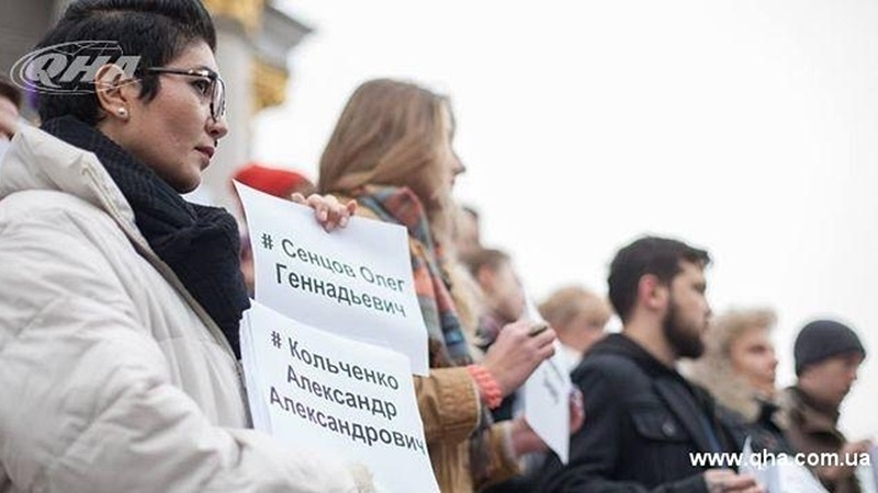 Number of Ukrainian political prisoners in Crimea and Russia increased