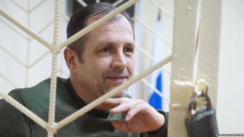 Український патріот Володимир Балух оголосив безтермінове голодування