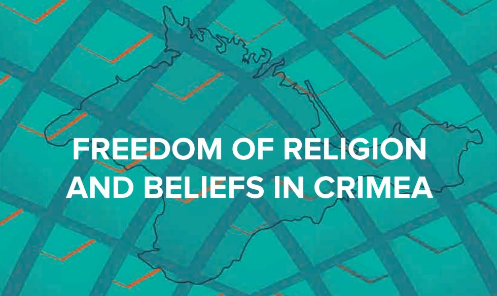 Freedom of Religion and Beliefs in Crimea
