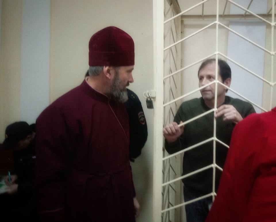Владимир Балух голодовкой привлекает внимание мирового сообщества к вопиющим нарушениям прав человека в Крыму