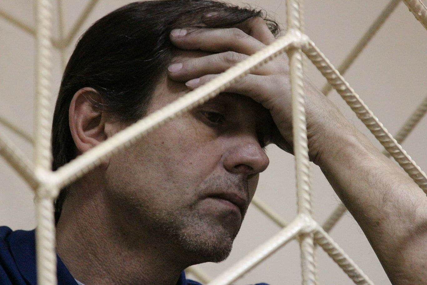 Положение Владимира Балуха ухудшается, в колонии его хотят поместить в помещение камерного типа