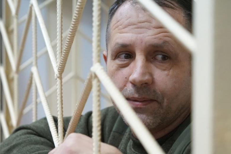 The only visit of Volodymyr Balukh's spouse to the Detention Center