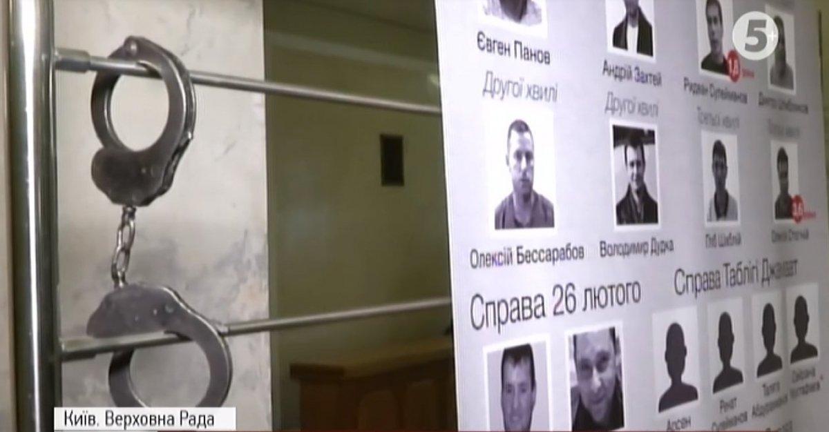 Бранці Кремля не можуть отримати виділені з бюджету мільйони допомоги
