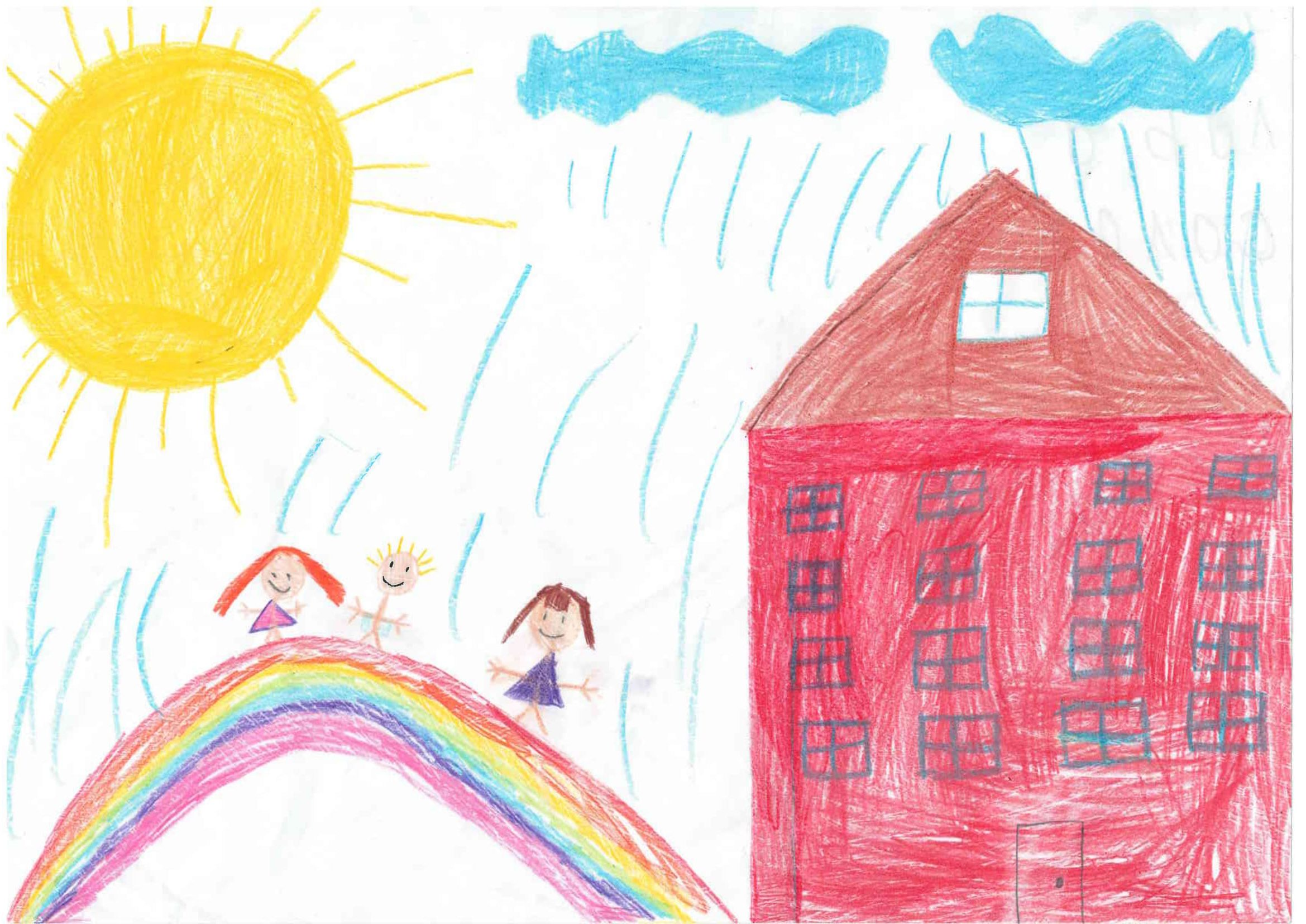 Украинскому активисту Владимиру Балуху дети написали письма поддержки
