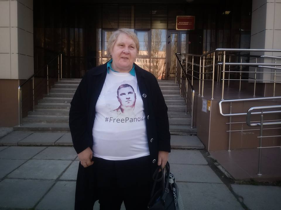 Мать Евгения Панова после свидания в СИЗО рассказала о проблемах со здоровьем сына