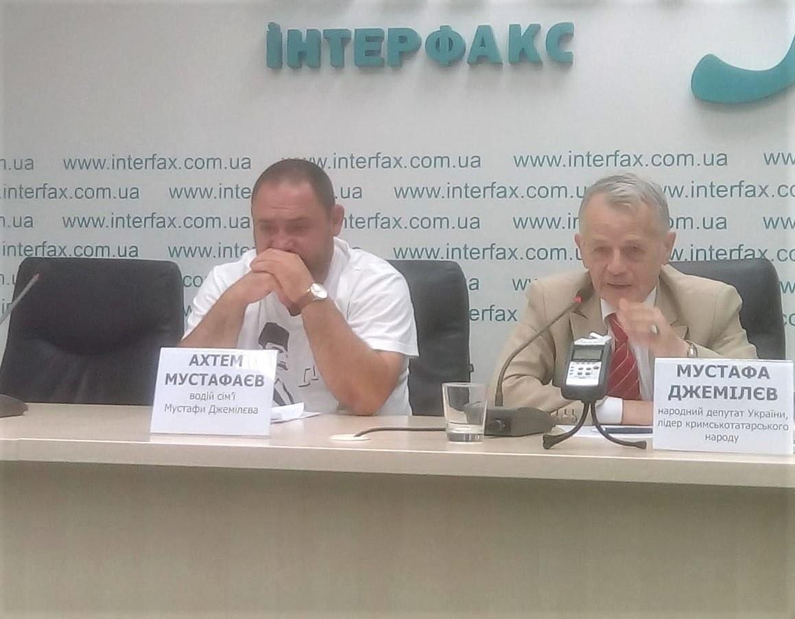 Водитель Мустафы Джемилева Ахтем Мустафаев заявил о применении к нему в Крыму пыток