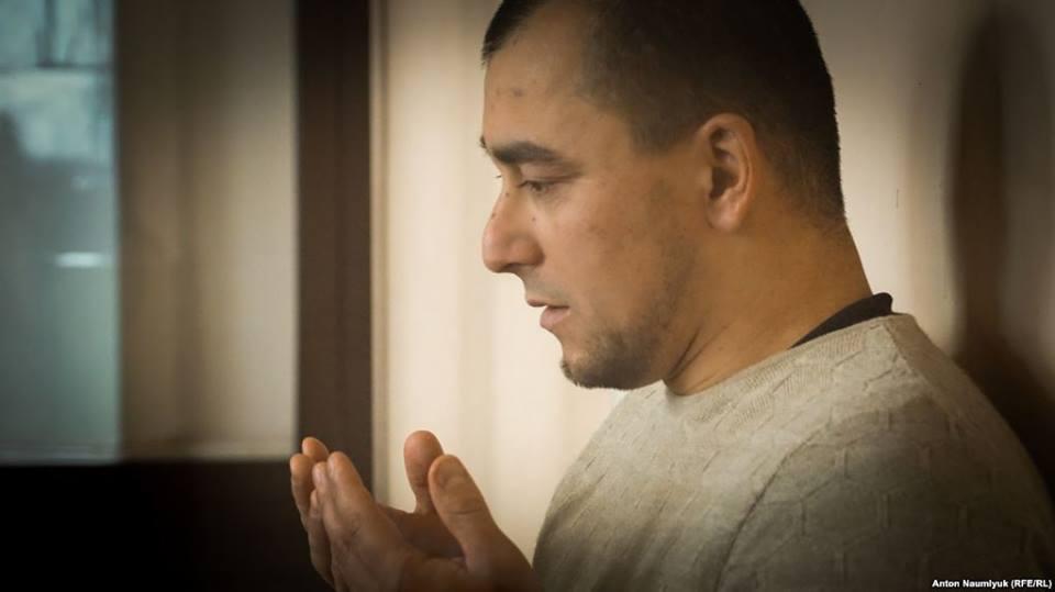 «Верховный суд» Крыма отменил Исмаилу Рамазанову ограничение срока ознакомления с уголовным делом